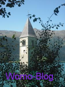 Kirchturm Reschensee